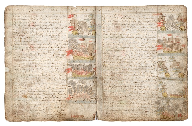 trosners-dagbok